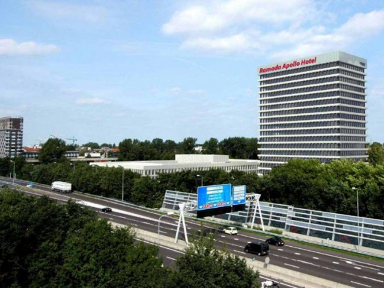 Herontwikkeling RembrandtPark Building tot Hotel Ramada Apollo Amsterdam Centre, Amsterdam